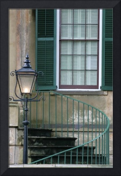 Savannah Window and Stairs 1