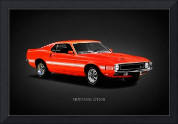 Shelby Mustang GT500