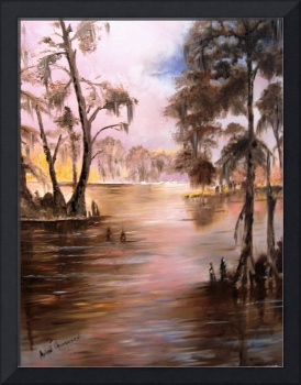 Louisiana Cypress Bayou