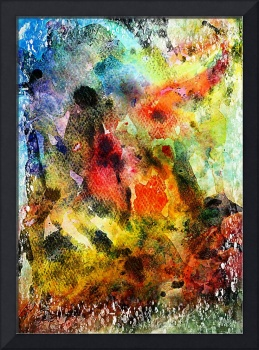 6b Abstract Expressionism Digital Painting