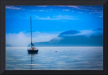 Orcas Sailboat