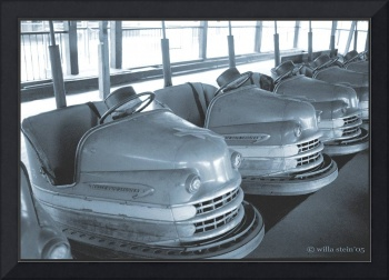 Classic American Bumper Car, Easton PA
