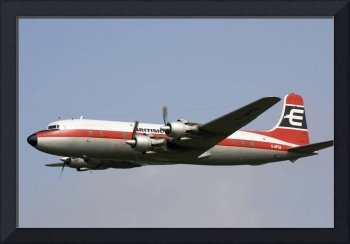 British Eagle - Douglas DC-6