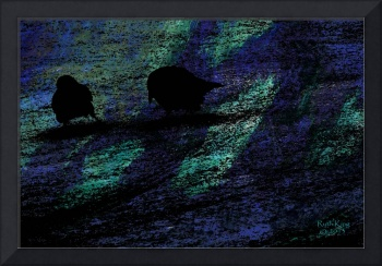 Abstract: Moonlight Ravens