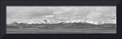 Colorado Front Range Rocky Mountain Agriculture Pa