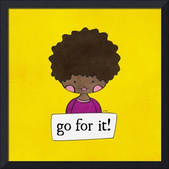 Go For It by Linda Tieu