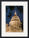 Texas State Capitol Dome by Dave Wilson