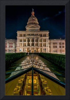 Texas Capitol Skylight View