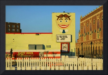 Wonder Boy in Asbury Park, New Jersey