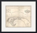 Map of Provincetown, Cape Cod : 1833 by Christopher Seufert