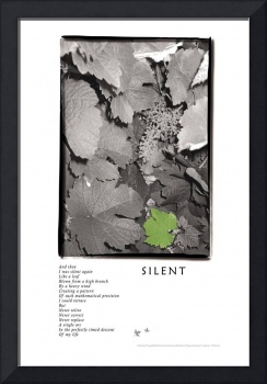 Silent - Light Green Leaf