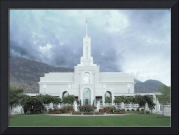 Timpanogos Temple / Summer