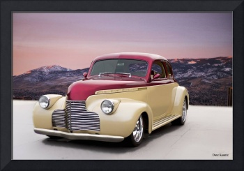 1941 Chevrolet Master Deluxe Coupe I