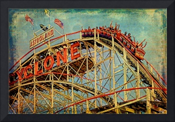 Over the Top, The Cyclone at Coney Island