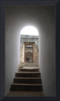Stairs-Arch-Gate