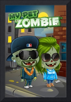 My Pet Zombie - Alley