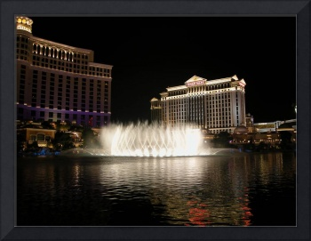 Water Show : Las Vegas Style