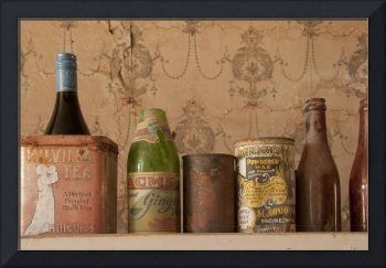 Containers of Days Gone By, Bodie