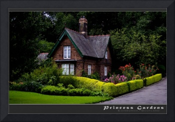 Scottish Garden Cottage