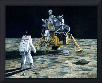 Aldrin Joins Armstrong