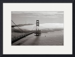 Golden Gate Bridge by David Smith