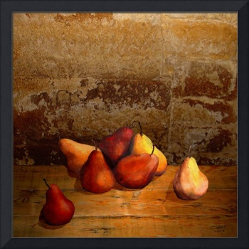 Seven Pears