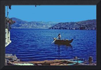 Fishing, Summer 1961, N. Greece