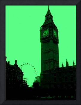 London in Green