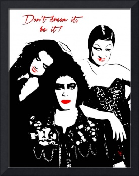 The Rocky Horror Picture Show | Don't dream it, be