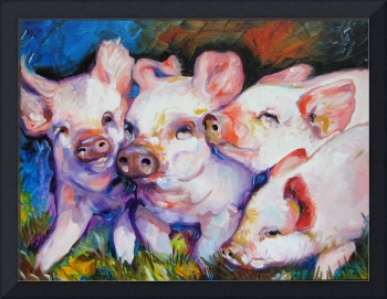 DIRTY LITTLE PIGS