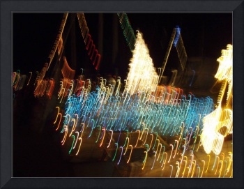 Boats in Parade of Lights