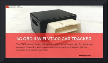 Car Security GPS Device VT400 for Fleet Management