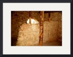 Tuzigoot Interior by Jacque Alameddine