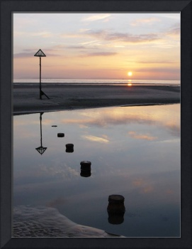 West Wittering Beach Sunset