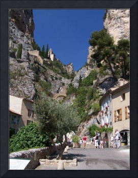 Moustiers St. Marie