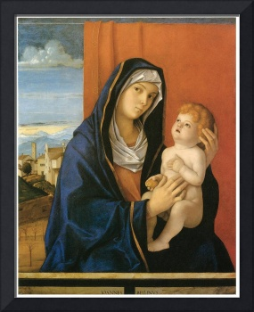 Giovanni Bellini's Madonna and Child
