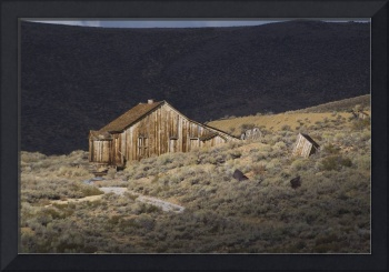 Old Cabin, Ghost Town of Bodie