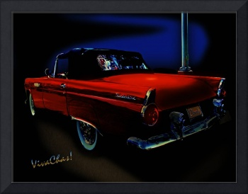 56 T-Bird for Cindy
