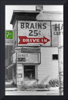 Brains 25 Cents colored