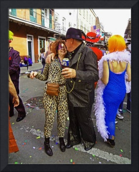 Love Birds, New Orleans