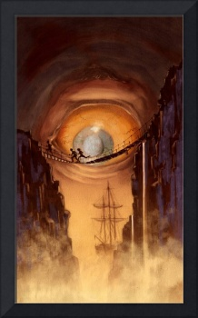 The Sea of Monsters - Percy Jackson Book Cover