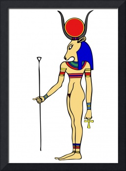 God of Ancient Egypt - Hathor