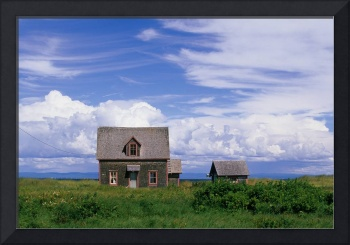 Cottage, Bay Of Chaleur, Anse-Bleue, New Brunswick