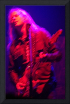 Alice in Chains - Jerry Cantrell in Color