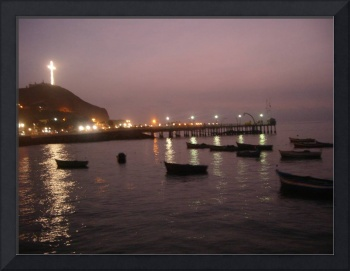 Chorrillos at Night