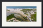 Ridgevale Beach Aerial by Christopher Seufert