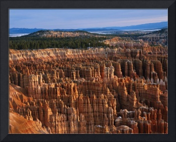 Inspiration Point Sunrise, Bryce Canyon