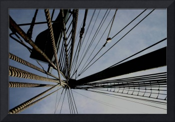 Sailing Ship Rigging