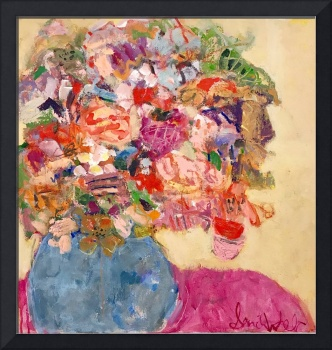 Flowers from Matisse