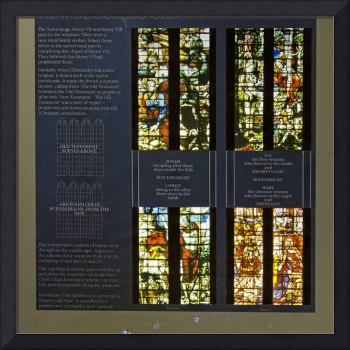 King's College Chapel Exhibition 9
